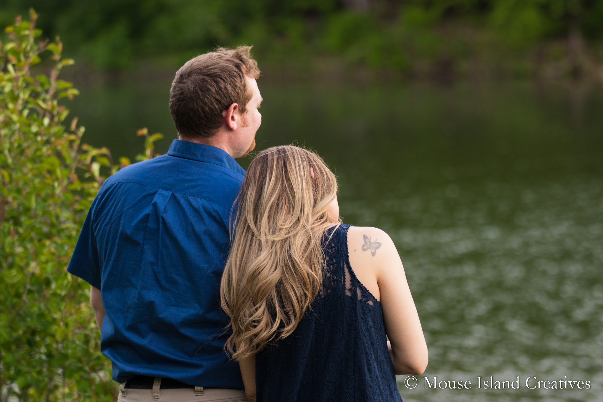 Mantle Lake Park Couples Photography | Presque Isle, Maine | Stacey & Kevin